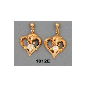 O.E.S. Earrings 1012E