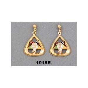 O.E.S. Earrings  1015E