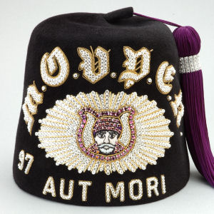 Past Monarch Fez