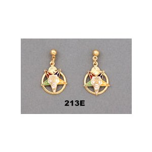 O.E.S. Earrings   213E