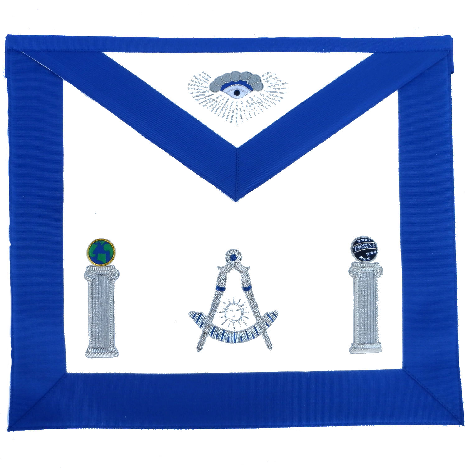 Masonic Past Master Apron 333