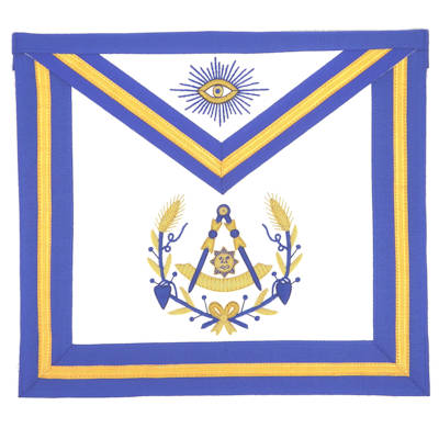 Masonic Past Master Aprons