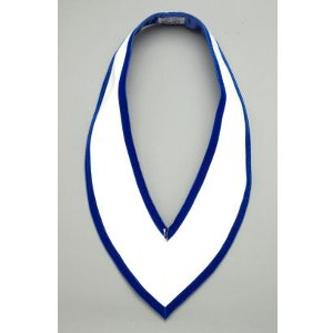Blue Lodge Officer Collar