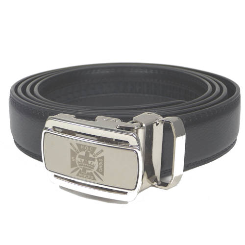 Belt with Knight Templar Buckle 4704