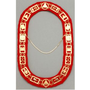 Royal Arch Chain Collar