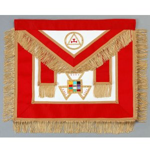 Royal Arch Past High Priest Apron