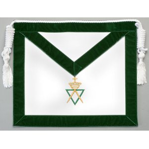 AMD / Allied Masonic Degrees Member Apron 700