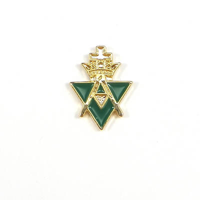 AMD / Allied Masonic Degrees Member Lapel Pin
