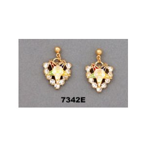 O.E.S. Earrings 7342E