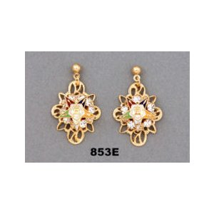 O.E.S. Earrings 853E