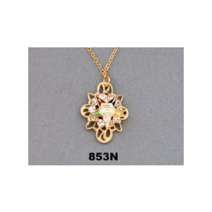 O.E.S. Necklace 853N