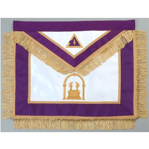 Council Apron Past Illustrious Master