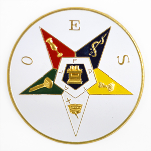 OES Auto Emblem White Background AE-25