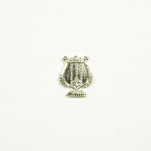 Officer Lapel Pin Organist BLO-15S
