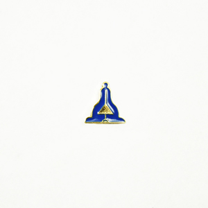 Officer Lapel Pin Sr. Warden BLO-6G