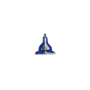 Officer Lapel Pin Sr. Warden BLO-6S