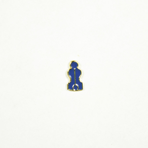 Officer Lapel Pin Jr. Warden BLO-9G