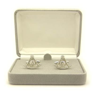 Cuff Links Past Master CL-15