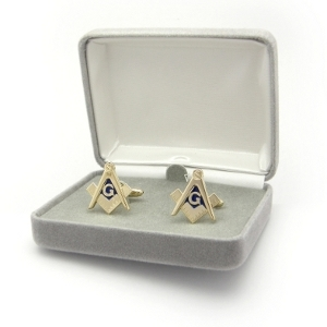 Masonic Shirt Studs and Cuff Links