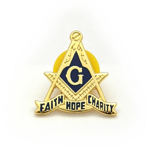 Masonic Lapel Pin GL-128