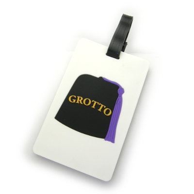 Grotto Luggage Tag LT-7