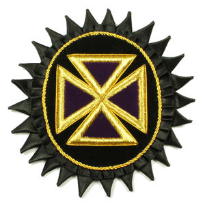 Rosette Past Grand Commander KT-303M