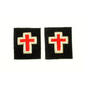 Sir Knight Collar Crosses KT-204M