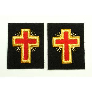 Past Commander Sleeve Crosses- KT-207M