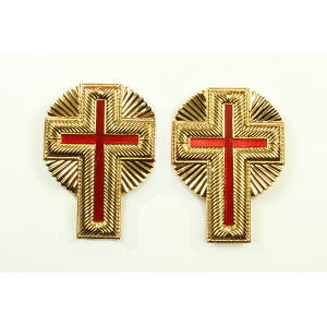 Past Commander Sleeve Crosses- KT-208G
