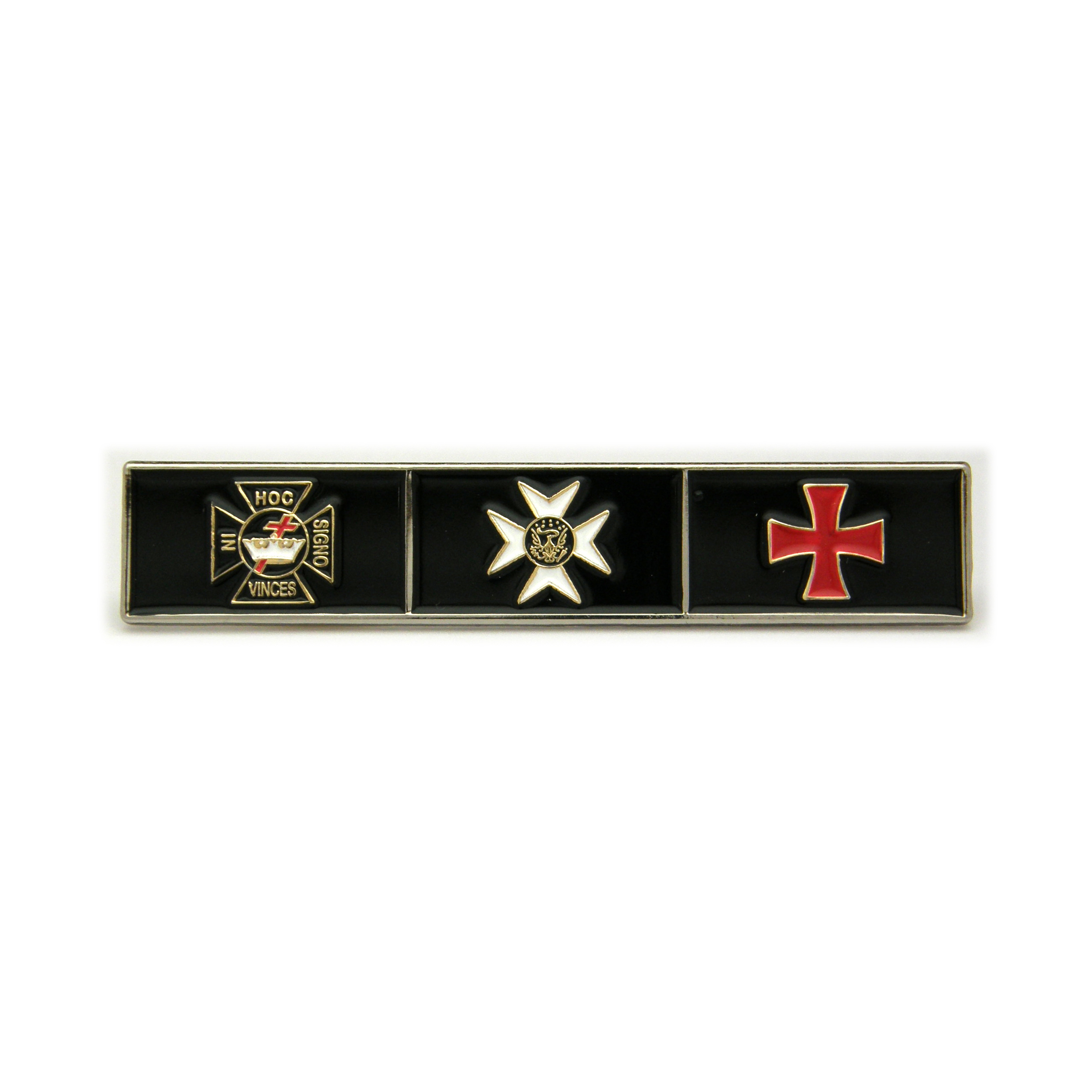 York Rite Ribbon Bar KT-704