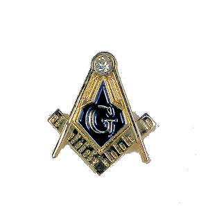 Masonic Lapel Pin LP-02