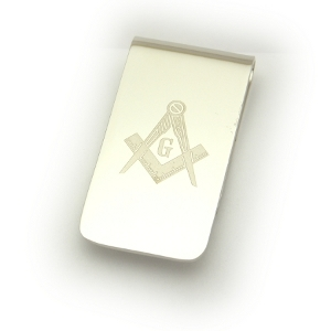 Masonic Money Clip MC318
