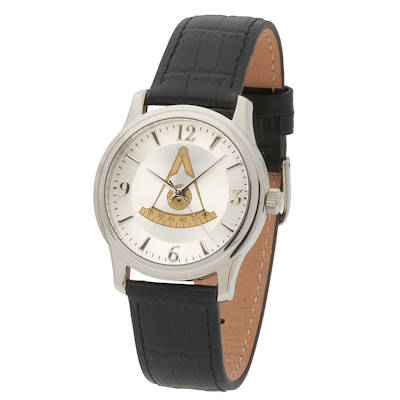 Past Master Watch By BULOVA