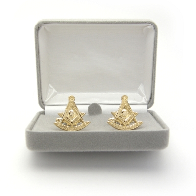 Past Master Cufflinks CL-12