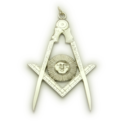 Officer Collar Jewel RBL-1 Sr. Deacon