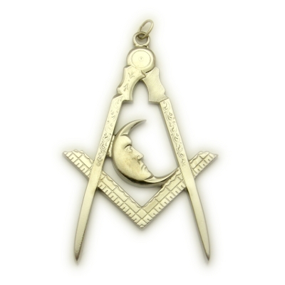 Officer Collar Jewel RBL-3 Jr. Deacon