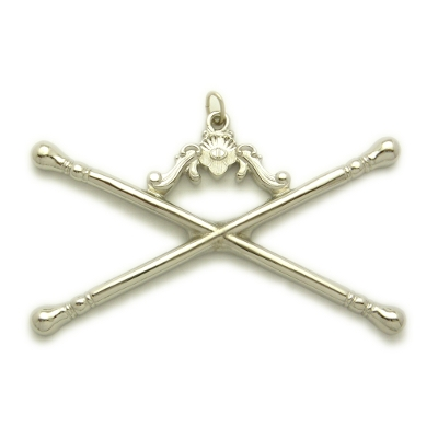 Officer Collar Jewel RBL-12 Marshal