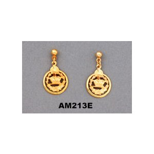 Amaranth Earrings  AM213E
