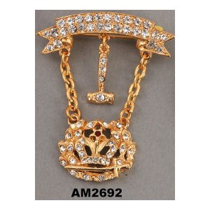 Amaranth Pin Past Royal Matron Pin AM2692