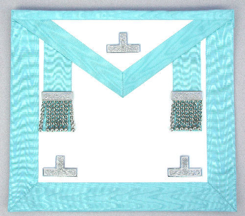 Worshipful/Past Master Apron CAN-3