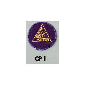 Council Patch   CP-1