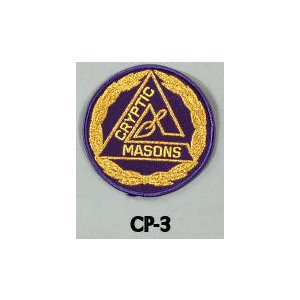 Council Patch  CP-3