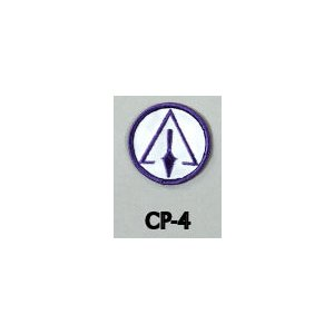 COUNCIL PATCHES CP-4
