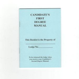 GL-104 First Degree Manual