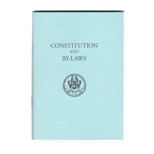 GL-133 Constitution & By Laws