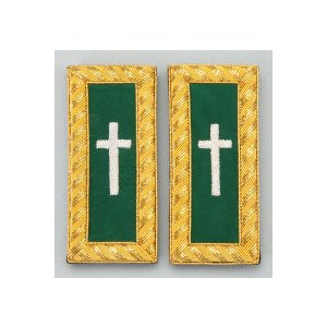 Knights Templar Shoulder Boards KT-100
