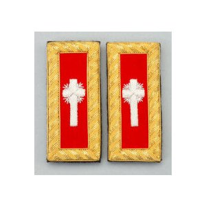 Knights Templar Shoulder Boards KT-106