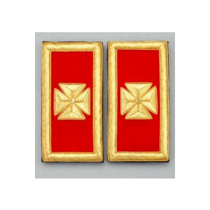 Knights Templar Shoulder Boards