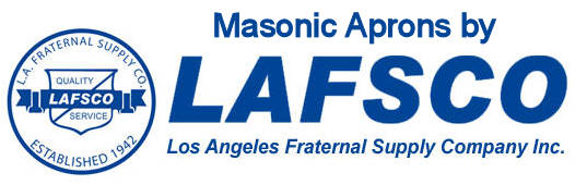 LA Fraternal Supply Company | Masonic Supplies Store | Masonic Aprons