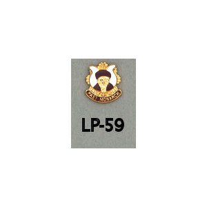 Past Monarch Pin LP-59